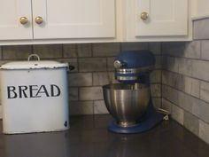 oh, yes, I DID paint my Kitchen Aid mixer and I love it!!!!
