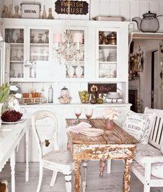 Shabby Chic Kitchen | Shabby Chic Interiors: Shabby Chic