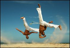 Capoeira - Natal Brazilië