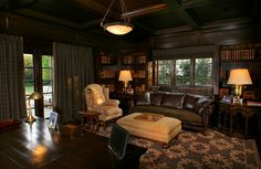 Man cave/ office. very nice for the man in your castle