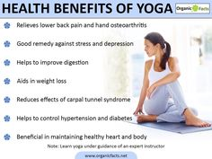 Health benefits of yoga include control of diabetes, control of hypertension, strengthening heart, checking back pain, relief from osteoarthritis, improvement in gastric conditions, control of asthma and bronchitis and weight loss in a healthier way. Yoga is a proven science, which traces its origin to thousands of years back and comprises of theories and observations, which have been proven right by modern science. Yoga is considered as the first step in spirituality. The word yoga means…