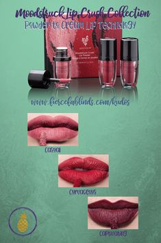 moodstruck crush lip