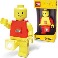LEGO LED TORCH FLASHLIGHT