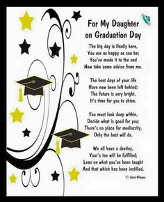 math worksheet : graduation poems poem and graduation on pinterest : Funny Poems Leaving High School