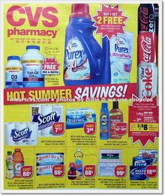 cvs ad for 06/16 - 06/22!   view it here:  http://www.iheartcvs.com/2013/06/0616-0622.html