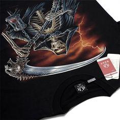 Metal Empire T-shirt 3D Print Novelty- Sickle - FixShippingFee- - TopBuy.com.au