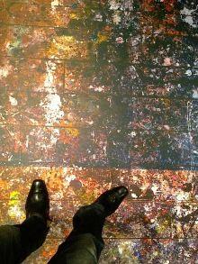 jackson pollock retrospective.atelier