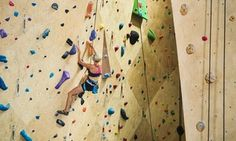 Groupon - Beginner Rock Climbing Class for One or Two at The Stronghold Climbing Gym (Up to 61% Off)   in Chinatown. Groupon deal price: $15