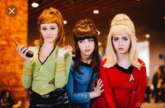 I am Spock once again (Star Trek cosplay)