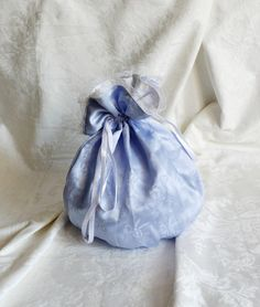 Items similar to Purple bow and floral pattern satin pompadour purse evening handbag wristlet drawstring reticule on Etsy Pompadour, Bows, Purses, Trending Outfits, Unique Jewelry, Handmade Gifts, Floral, Pattern, Vintage