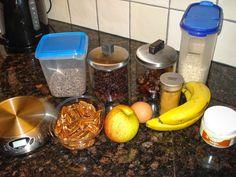 Anita's potjes en pannen: Havermout appelcake (suikervrij)