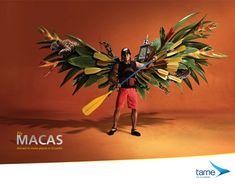 Tame Ecuador Airlines: Fly Macas
