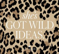 It's nice to have a partner who's willing to play!  C'mon, baby.  I have an idea...lol Leopard Print Bag, Wild Hearts, Words Quotes, Me Quotes, Sayings, Fashion Quotes, Leopards, Animal Print Fashion, Fashion Prints