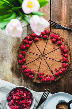 Cake without flour and sugar Whole 30 Recipes, Sweet Recipes, Healthy Cheesecake, Czech Recipes, Sweet Cakes, Creative Food, Bakery, Food And Drink, Cooking Recipes