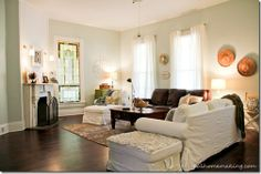 Spring cleaning tips for the main living area by @Mandy Bryant B