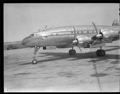[c/n 2047] [mar46-dec62] [L049] Lockheed Constellation [N88847] [PANAM] [mar46] [jul53] [Clipper Hotspur]