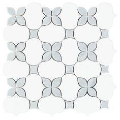 tile ideas floor Iris Dust Polished Porcelain Mosaic - 12 x 12 - 100566421