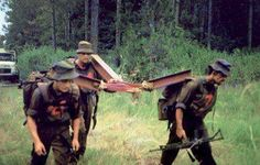 Military Gear, Military Life, Army Day, Paratrooper, Korean War, Modern History, Special Forces, Vietnam War, Armed Forces