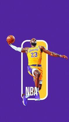 The Next NBA logo? NBA Logoman Series on Behance - Interesting & Creative Graphic Design Ideas - Basketball King Lebron James, Lebron James Lakers, King James, Lebron James Wallpapers, Nba Wallpapers, Nba Live, Nba Basketball, Best Nba Players, Nba Pictures