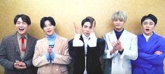 161018 SHINee - Greeting Message for SHINee World V in Jakarta #Shinee #Taemin #Minho