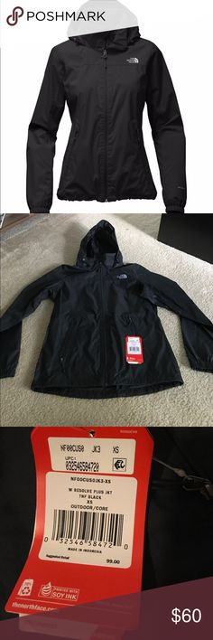 NEW with tags North Face Resolve Jacket NEW with tags North Face Resolve Jacket North Face Jackets & Coats