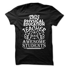 Physical Education Teacher T-Shirt Hoodie Sweatshirts oie. Check price ==► http://graphictshirts.xyz/?p=53901