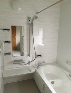 Japanese Style Bathroom, Bath Design, Bathroom Styling, Bathtub, Relax, Bathrooms, Home, Standing Bath, Restroom Design