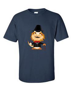 Short sleeve t-shirt - Mr Bearded Dragon