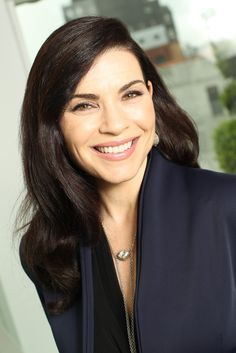 Julianna Margulies, one of my actress inspirations