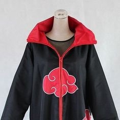 Cosplay as the Akatsuki Clan with this robe!