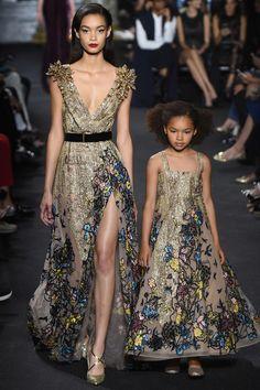 Неделя высокой моды: Elie Saab осень-зима 2016/2017 (Интернет-журнал ETODAY)