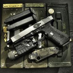 Glock HDR 2, via Flickr.