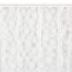 WET WET WET Duschvorhang Punkte    Sie lassen beim Duschen die erfrischenden Wassertropfen tanzen - und sorgen mit dem Wet Wet Wet-Duschvorhang dafür, dass Ihr Bad nicht baden geht. So brauchen Sie anschließend nur sich selbst abzutrocknen, nicht aber Fußboden, Waschbecken & Co. Für Ihr schönstes Duschvergnügen haben Sie übrigens die Wahl zwischen verschiedenen Modellen. Dieses hier ist gepunkt...