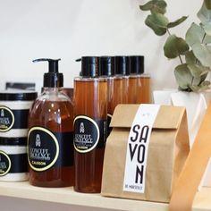 CONCEPT PROVENCE chez @la_mescla_design | Hyères-les-Palmiers | Kraft packaging | deco | soap