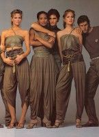 1980s Drapey Pants Harem Style ( VIP Fashion Australia www.vipfashionaustralia.com - international clothes shop )