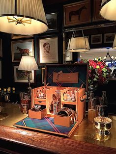 Ralph Lauren Home Polo Bar