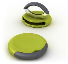 Compact Herb and Salad Chopper
