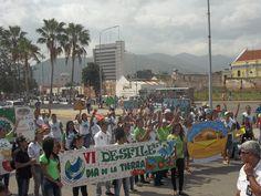 Puerto Cabello celebró con tradicional desfile el Día de la Tierra (+fotos)