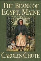 """""""The Beans of Egypt, Maine introduced the world to the notorious, unforgettable Bean clan of small town Egypt, Maine--from wild man Reuben, an alcoholic who can't seem to keep himself out of jail; to his cousins, the perpetually pregnant Roberta, and Beal, a man gentle by temperament but violent in defeat who marries his pious neighbor, Earlene Pomerleau before poverty kills him. As the Beans struggled with their inner demons to survive against hardship and societal ignorance."""" Fiction…"""