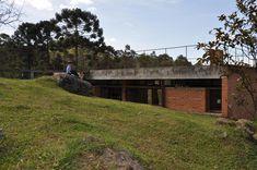 Duas casas na Mantiqueira,Casa A. Imagem Cortesia de B Arquitetos