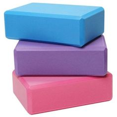 Yoga Block Foam Foaming Fitness Pilates Exercise Gym