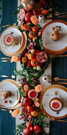 Chic ways to a Touch of Holiday Charm to Your Home <3