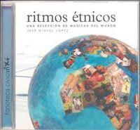 """""""Ritmos étnicos. Una selección de músicas del mundo"""", editado por la Biblioteca Civican de Pamplona en 2007."""