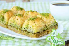 Dessert Recipe: Honey & Pistachio Baklava