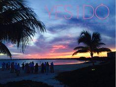 boda en la playa  www.yesidoevents.com