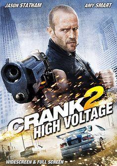 Crank: High Voltage (DVD, 2009, Includes Digital Copy) Movie 31398112655 | eBay