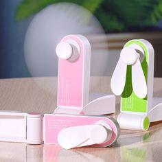 Portable Fan, Portable Battery, Usb, Small Air Cooler, Personal Fan, Small Fan, Hand Held Fan, Mini