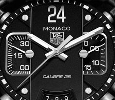 Relog | Watch | Tag Heuer | MONACO