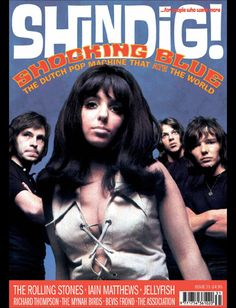 Nederpop, Music of the Hague Rock And Roll Bands, Rock N Roll Music, Rock Bands, Mariska Veres, Richard Thompson, Beauty Is Fleeting, Shocking Blue, Vintage Music Posters, Pop Magazine
