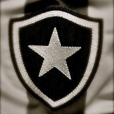 Escudo do Botafogo.  Botafogo's Logo.